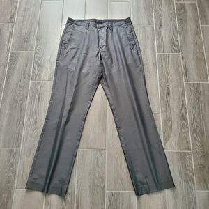 Kenneth Cole Gunmetal Gray Slacks - Size 32x32